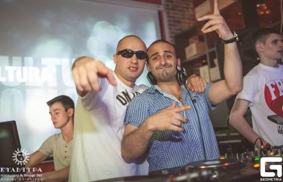 Dj Prosha and DJ D-ZEL